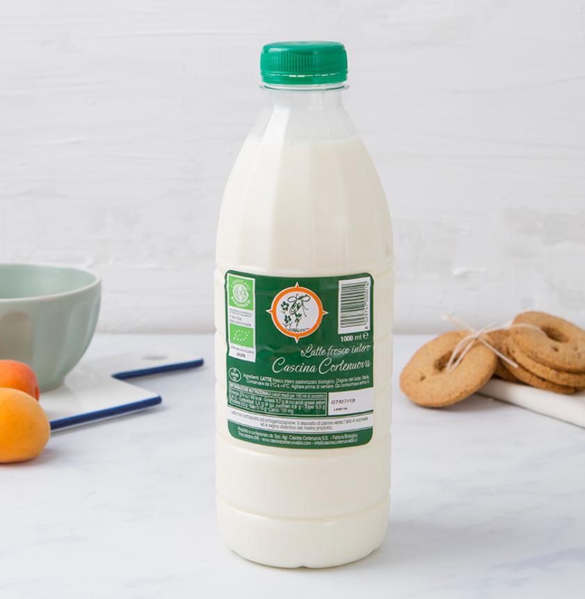 Latte fresco intero BIO
