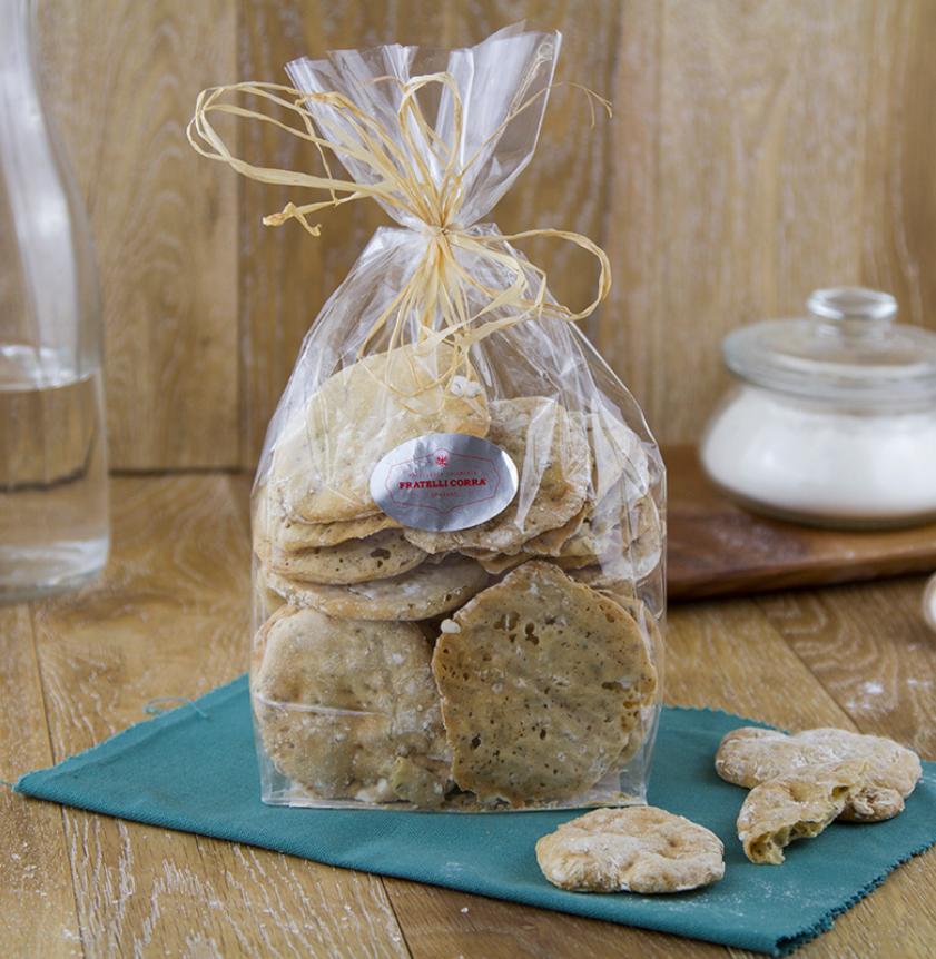 Pane di segale croccante trentino