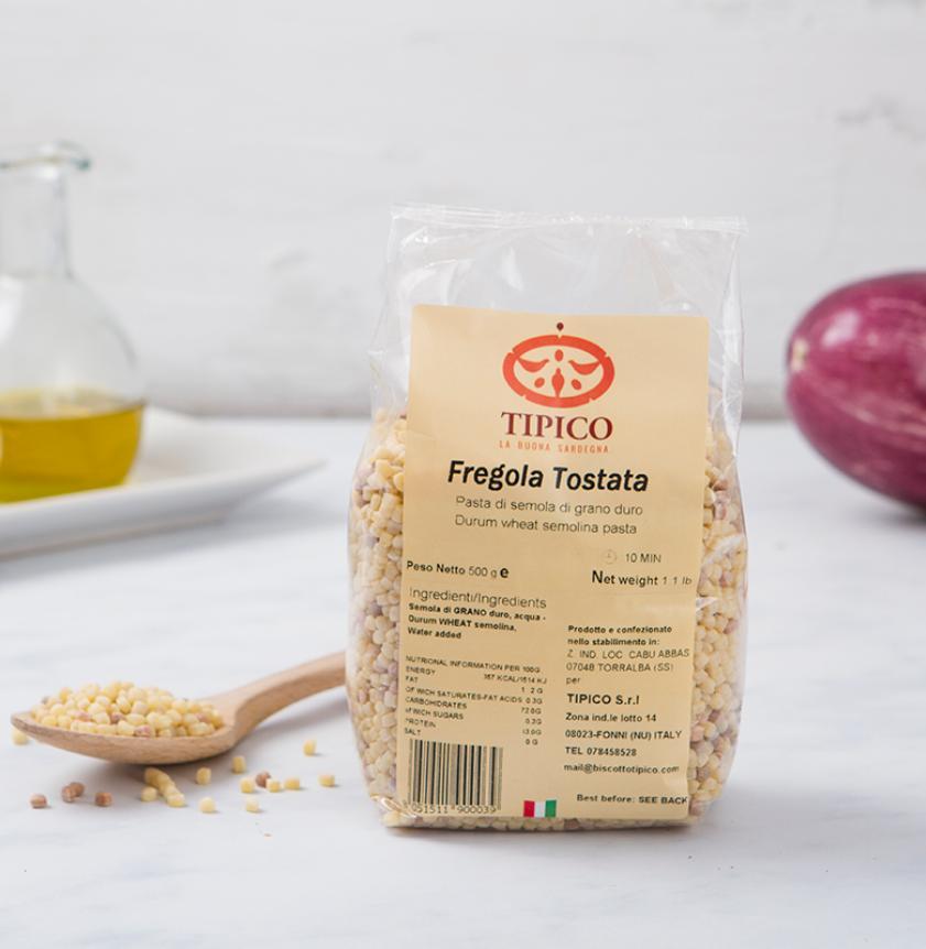 Fregola sarda tostata