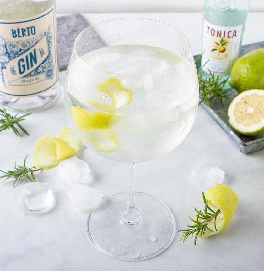 Gin Tonic!