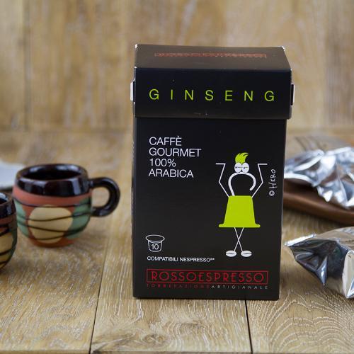 Capsule Ginseng compatibili