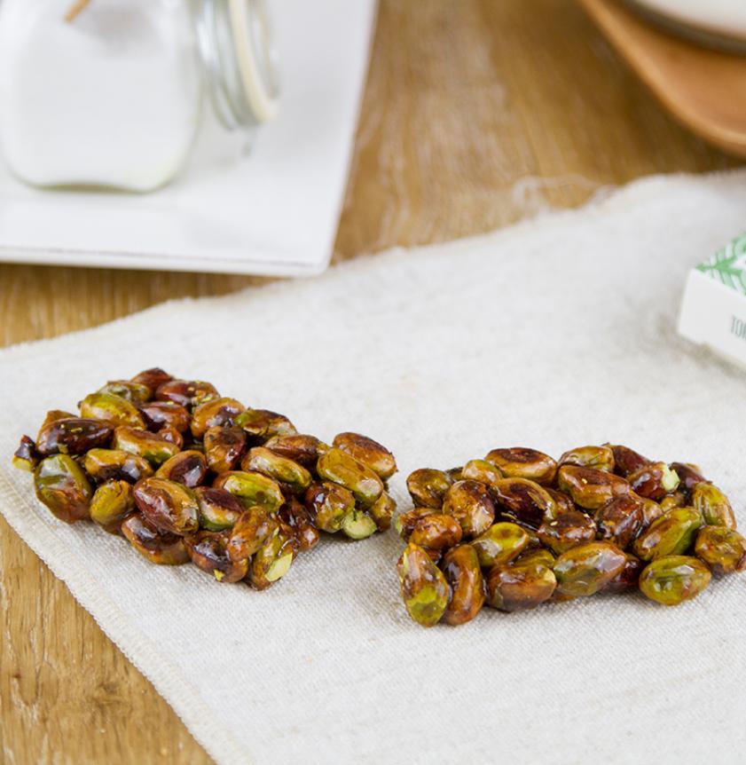 Croccante di pistacchio