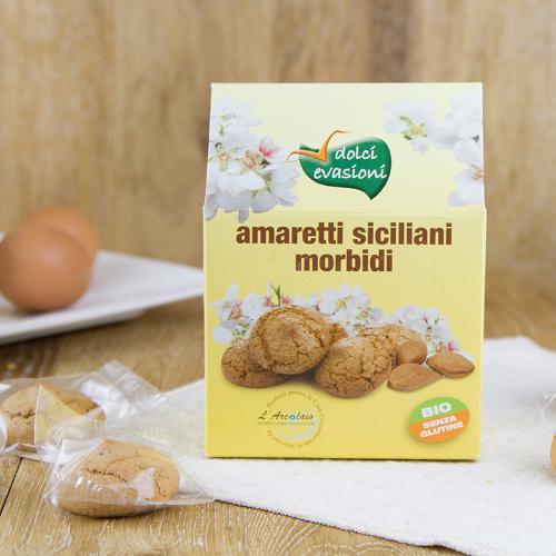 Amaretti morbidi siciliani BIO
