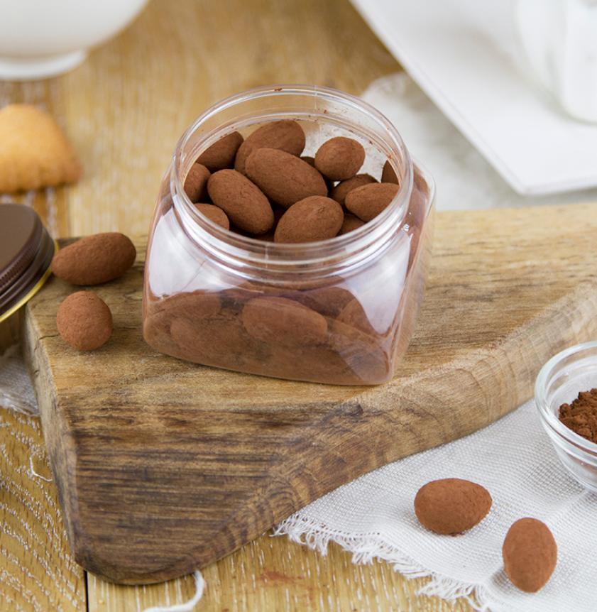 Dragées cioccolato al latte e mandorla