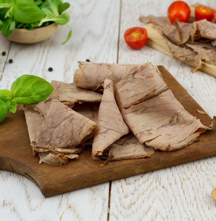 Roast beef di razza piemontese