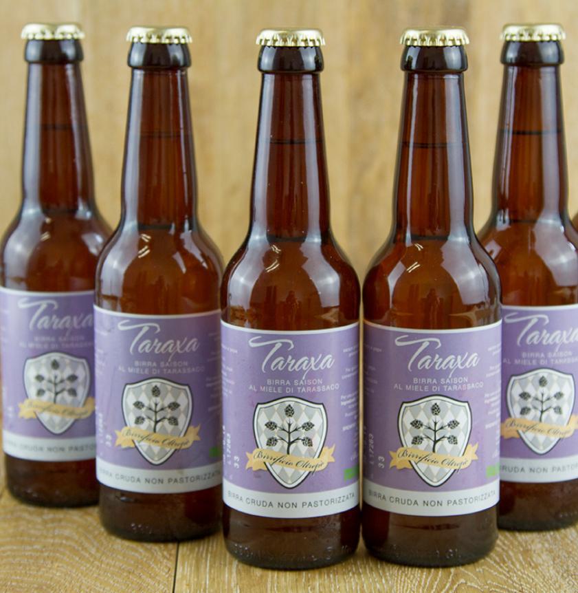 Birra saison al miele di tarassaco 6 pz