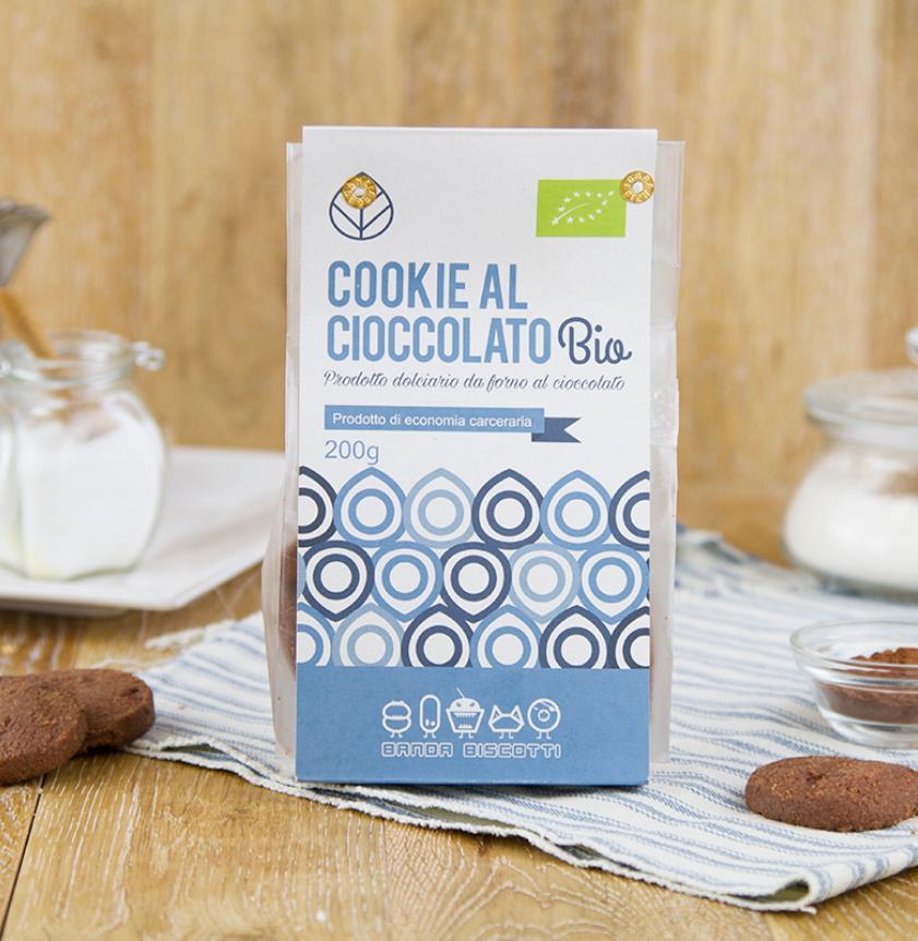 Cookies al cioccolato BIO