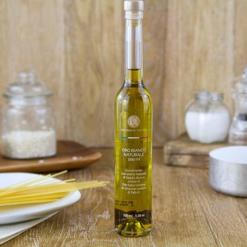 Olio al Tartufo Bianco naturale