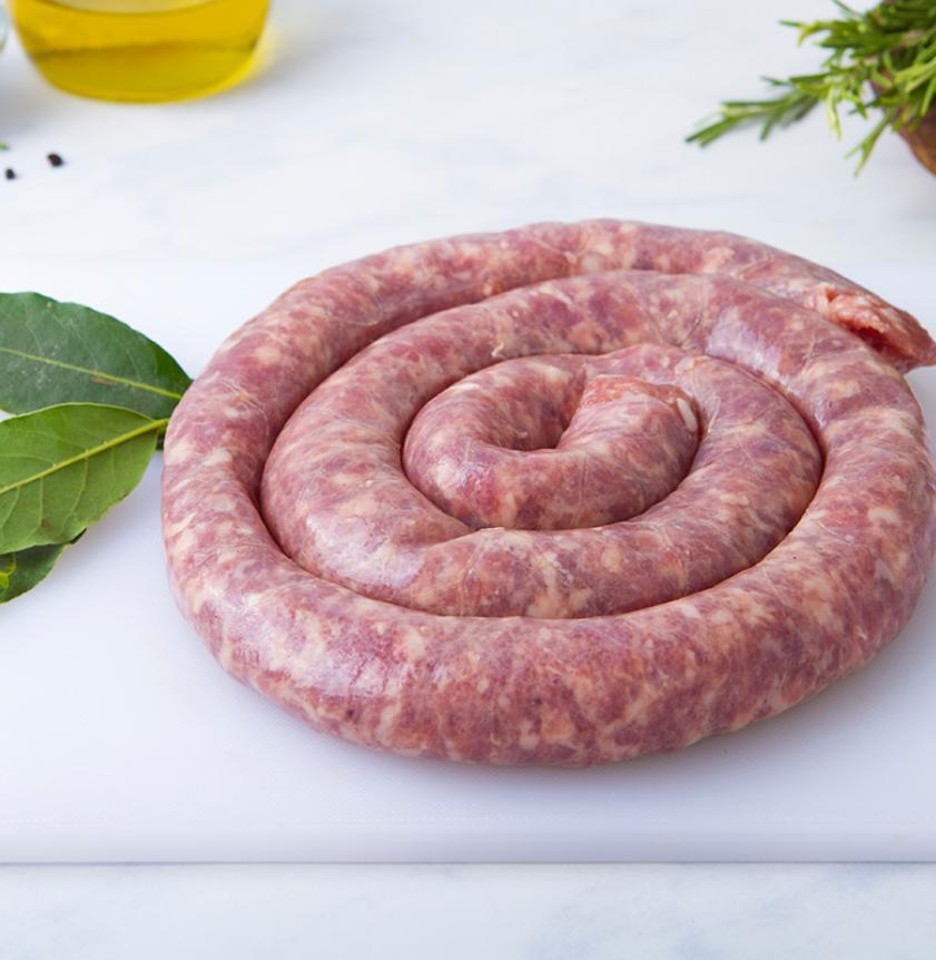Salsiccia di maiale