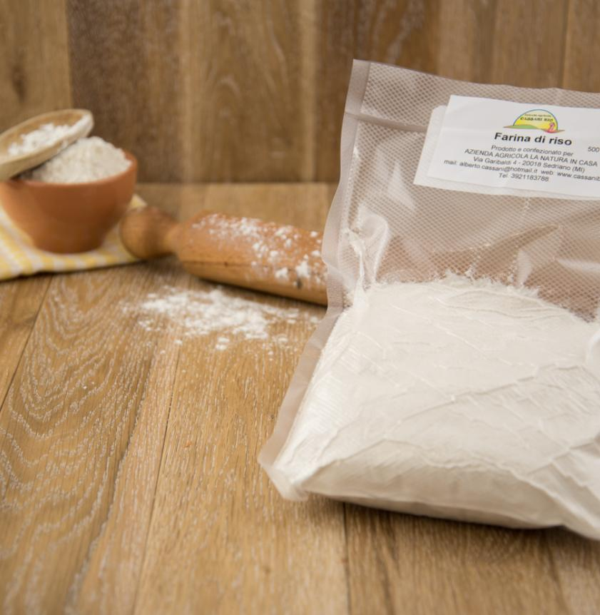 Farina di riso BIO