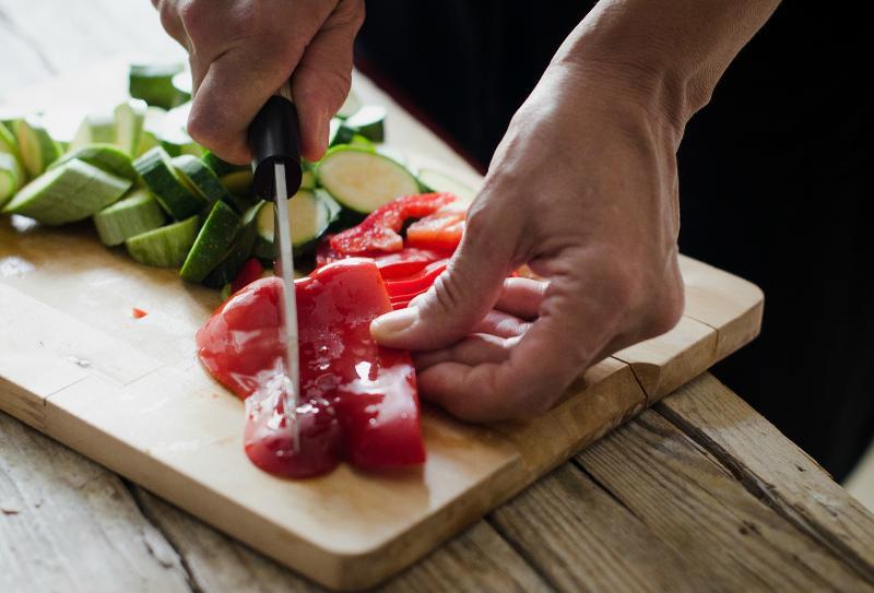 Risultati immagini per verdure a pezzetti