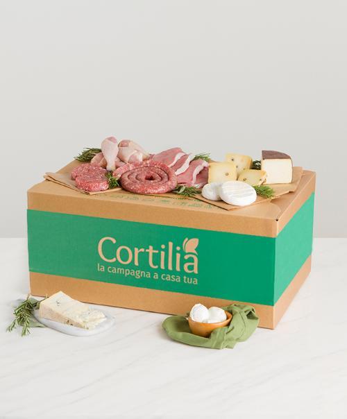 cassetta carne e formaggi online