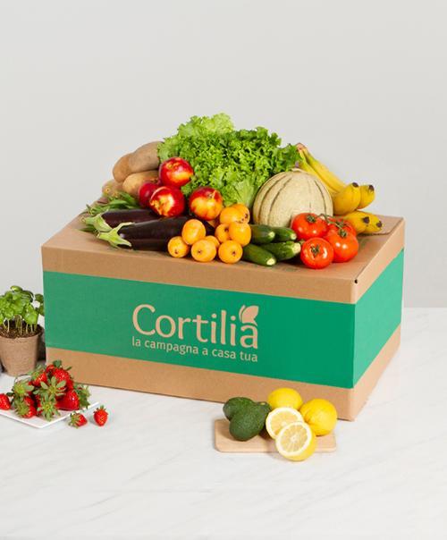cassetta frutta e verdura a domicilio
